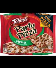 Totino's™ Sausage Party Pizza 10.8 oz. Bag