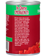 Red Gold® Sriracha Diced Tomatoes & Red Chilies 10 oz. Can
