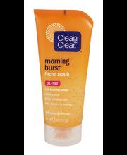 Clean & Clear® Morning Burst® Facial Scrub 5 Oz Tube