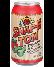 Snap-E-Tom® Tomato & Chile Cocktail 11.5 fl. oz. Can