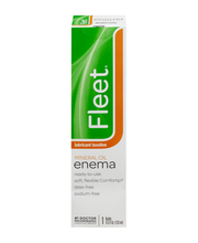 Fleet® Mineral Oil Lubricant Laxative Enema 4.5 fl. oz. Box
