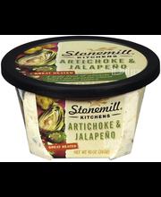 Stonemill® Kitchens Artichoke, Jalapeno & Parmesan Premium Di...