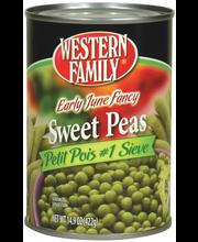 Wf Peas Petit Pois