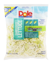 Dole Family-Sized Shredded Lettuce