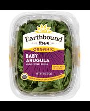 Earthbound Farm® Organic Baby Arugula 5 oz. Tray