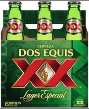 Dos Equis® Lager Especial 6-12 fl. oz. Bottle
