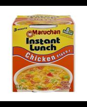 Maruchan® Instant Lunch™ Chicken Flavor Ramen Noodle Soup 2.2...