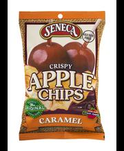 Seneca® Caramel Apple Chips 2.5 oz. Bag