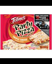 Totino's™ Triple Cheese Party Pizza 9.8 oz. Bag