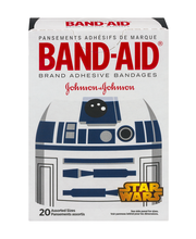 Johnson & Johnson Band-Aid® Brand Star Wars Adhesive Bandages...