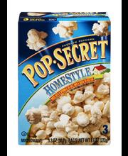 Pop Secret® Homestyle Popcorn 3-3.2 oz. Bags