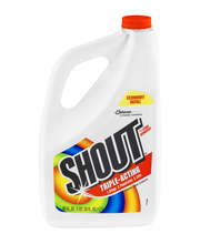 Shout® Triple-Acting Stain Remover Liquid Refill 60 fl. oz. Jug