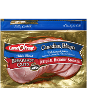 Land O'Frost® Breakfast Cuts Thick Sliced Natural Hickory Smo...