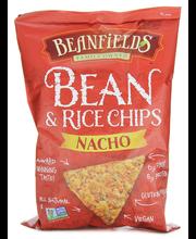 Bean & Rice Chips, Nacho