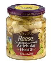 Reese Artichoke Hearts Quartered Marinated