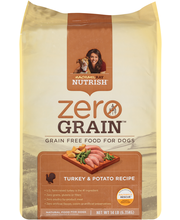 Rachael Ray Nutrish® Zero Grain™ Turkey & Potato Recipe Dog F...