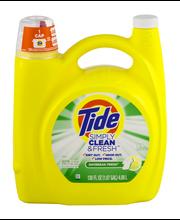 Tide® Simply Clean and Fresh Daybreak Fresh Scent Liquid Laun...