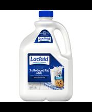 Lactaid®100% Lactose Free Reduced Fat Milk 96 fl oz. Jug