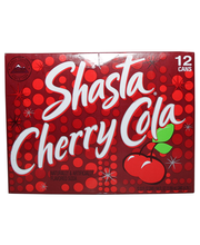Shasta Chery Cola 12 Pk