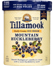 Tillamook® Mountain Huckleberry Ice Cream 1.75 qt. Tub