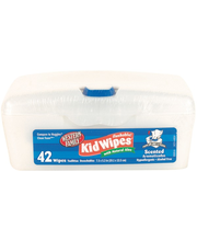Wf Kids Wipes Flushable Tub