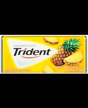 Trident Pineapple Twist Sugar Free Gum with Xylitol 18 Stick ...