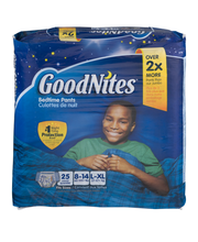 GoodNites® Boy's Bedtime Pants Large/Extra Large 25 ct Pack