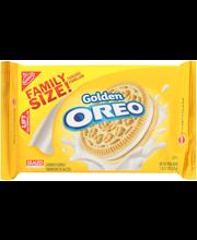 Nabisco Golden Oreo Sandwich Cookies 19.1 oz. Tray