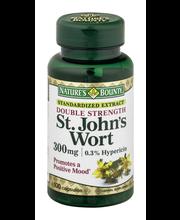 Nature's Bounty St. John's Wort Standardized Extract Double S...