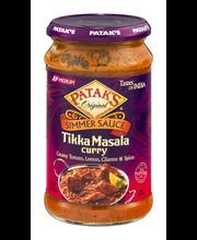 Patak's Original Simmer Sauce Tikka Masala Curry