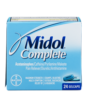 Midol Complete Gelcaps - 24 CT