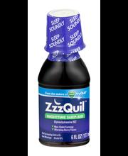 ZzzQuil Nighttime Sleep-Aid Liquid 6 fl oz