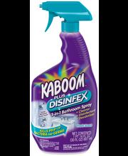 Kaboom™ Plus Disinfex Fresh Scent 3-in-1 Bathroom Spray 30 fl...