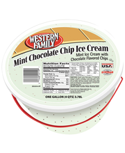 Wf Mint Choc Chip Pail