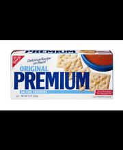 Nabisco Original Premium Saltine Crackers 8 oz. Box