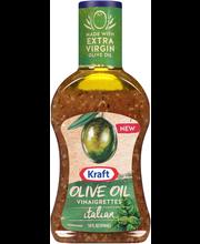 Kraft Olive Oil Vinaigrettes Italian Dressing 14 fl. oz. Bottle