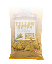 Garden of Eatin' Gluten Free Yellow Chips