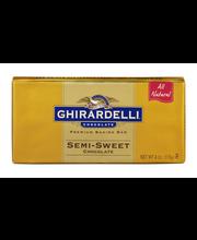 Ghirardelli® Chocolate Semi-Sweet Chocolate Premium Baking Ba...