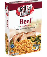 Wf Beef Rice Mix