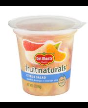 Del Monte® Fruit Naturals® Citrus Salad 7 oz. Cup