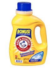 Arm & Hammer™ 2X Concentrated Clean Burst™ Liquid Laundry Det...