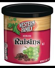 Wf Raisins