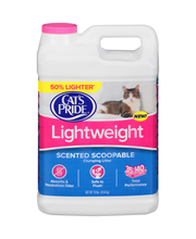 Cat's Pride® Lightweight Scented Scoopable Clumping Litter 10...