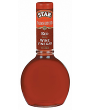 Star Italian Kitchen Red Wine Vinegar 12 oz. Bottle