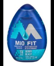 MiO Electrolytes Berry Blast Liquid Water Enhancer 1.62 fl. o...