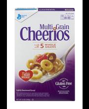 Multi Grain Cheerios™ Cereal 12 oz. Box
