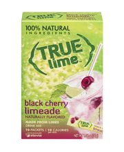 True Lime™ Black Cherry Limeade Drink Mix 10 ct Box