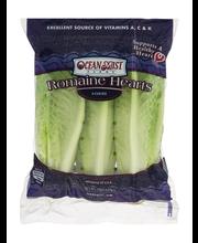 Ocean Mist Farms Romaine Hearts - 3 CT