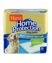 Hartz Home Protection Dog Pads FlashDry - 50 CT