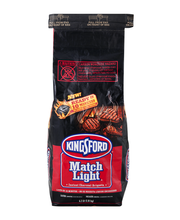 Kingsford Instant Charcoal Briquets Match Light